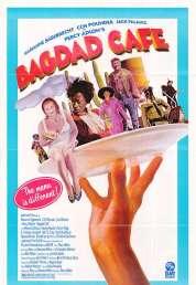 L'affiche du film Bagdad café