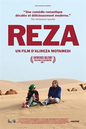 L'affiche du film Reza