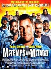 Affiche du film Mi-Temps Au Mitard
