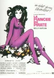 L'affiche du film La fiancée du pirate
