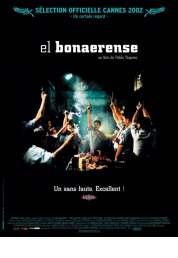 Affiche du film El Bonaerense