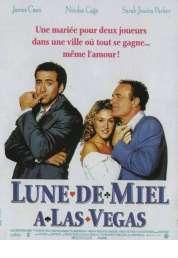 Affiche du film Lune de Miel a Las Vegas