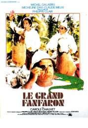 L'affiche du film Le Grand Fanfaron