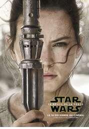 Affiche du film Star Wars 7 : Le Réveil de la Force