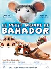 Affiche du film Le petit monde de Bahador