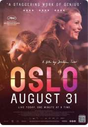 Affiche du film Oslo, 31 août