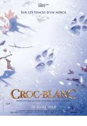 L'affiche du film Croc-Blanc