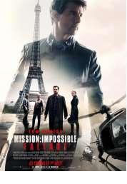 L'affiche du film Mission Impossible - Fallout