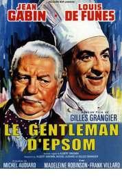 Affiche du film Le gentleman d'Epsom