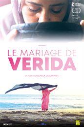 L'affiche du film Le Mariage de Verida