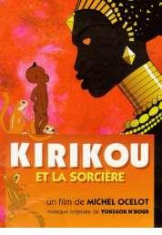Affiche du film Kirikou et la sorcière