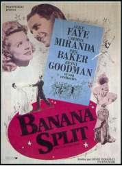 Affiche du film Banana Split