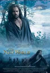 L'affiche du film Le nouveau monde
