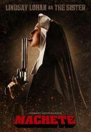 Affiche du film Machete