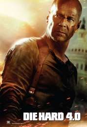 Affiche du film Die Hard 4 - retour en enfer