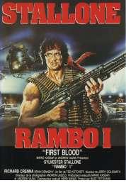 L'affiche du film Rambo