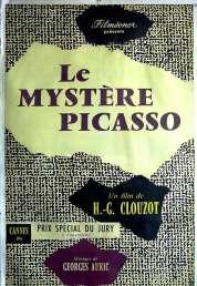L'affiche du film Le mystère Picasso