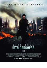 Affiche du film Star Trek Into Darkness