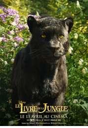 L'affiche du film Le Livre de la jungle