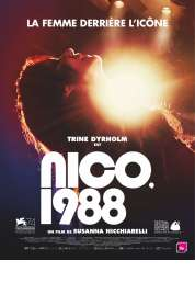 Affiche du film Nico, 1988