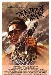Affiche du film Les chiens de guerre