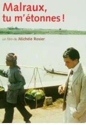 Affiche du film Malraux, tu m'étonnes!