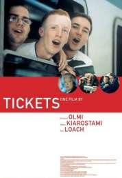 Affiche du film Tickets