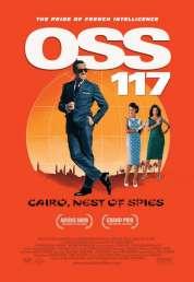 L'affiche du film OSS 117, Le Caire nid d'espions