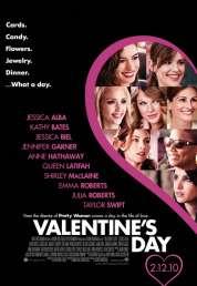 Affiche du film Valentine's Day