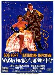 Affiche du film Whisky Vodka et Jupon de Fer