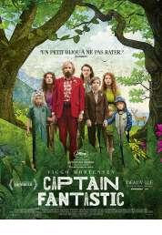 L'affiche du film Captain Fantastic