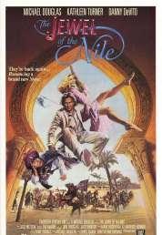 Affiche du film Le Diamant du Nil