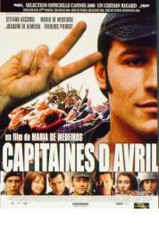 L'affiche du film Capitaines d'avril