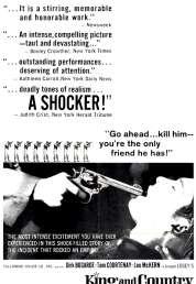 Affiche du film Pour l'exemple