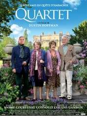 Affiche du film Quartet