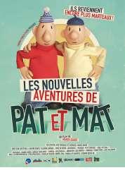 Affiche du film Les Nouvelles aventures de Pat et Mat