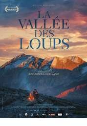 L'affiche du film La Vallée des loups