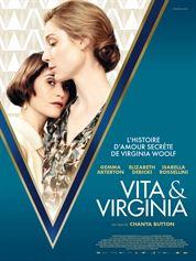 L'affiche du film Vita & Virginia