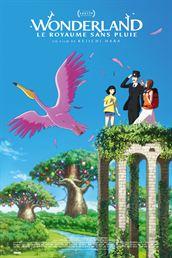 L'affiche du film Wonderland, le royaume sans pluie
