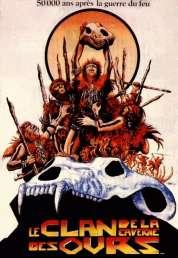 Affiche du film Le Clan de la Caverne des Ours