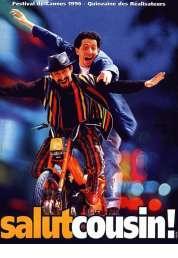 L'affiche du film Salut cousin !