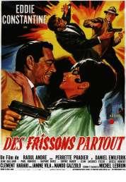 Affiche du film Des Frissons Partout