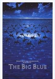 L'affiche du film Le grand bleu