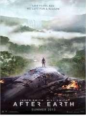 Affiche du film After Earth