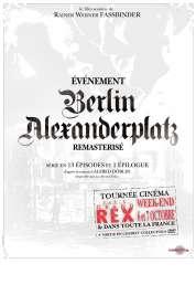 Affiche du film Berlin Alexanderplatz