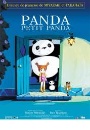 L'affiche du film Panda Petit Panda