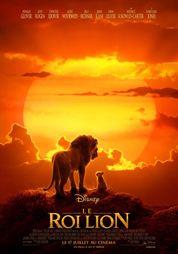 L'affiche du film Le Roi Lion