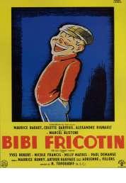 Affiche du film Bibi Fricotin