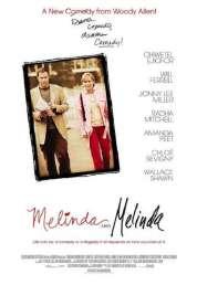 Affiche du film Mélinda et Mélinda