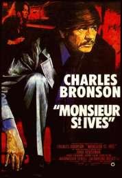 Affiche du film Monsieur Saint Ives
